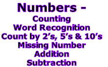Numbers - 